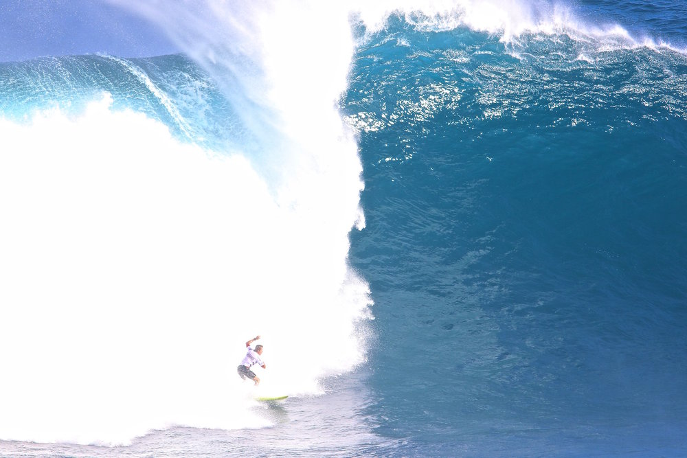 Mark Healey at Jaws by Dooma