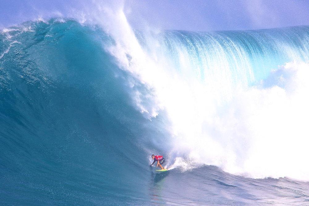 Makua Rothman at Jaws 2 by Dooma