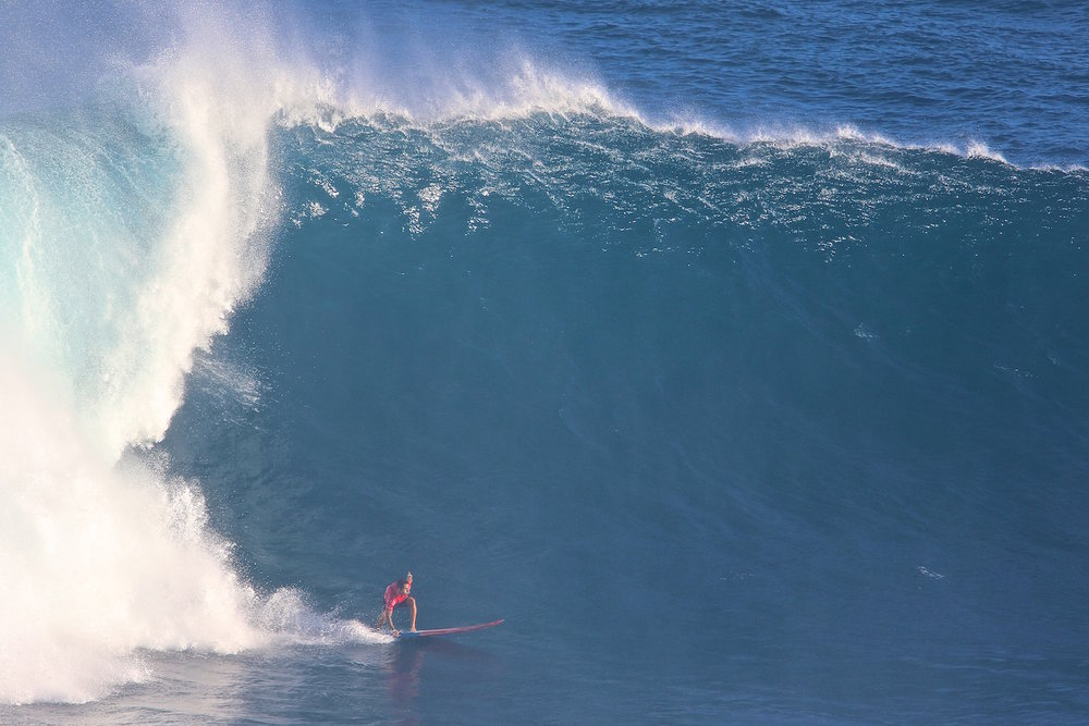 Billy Kemper at Jaws B by Dooma