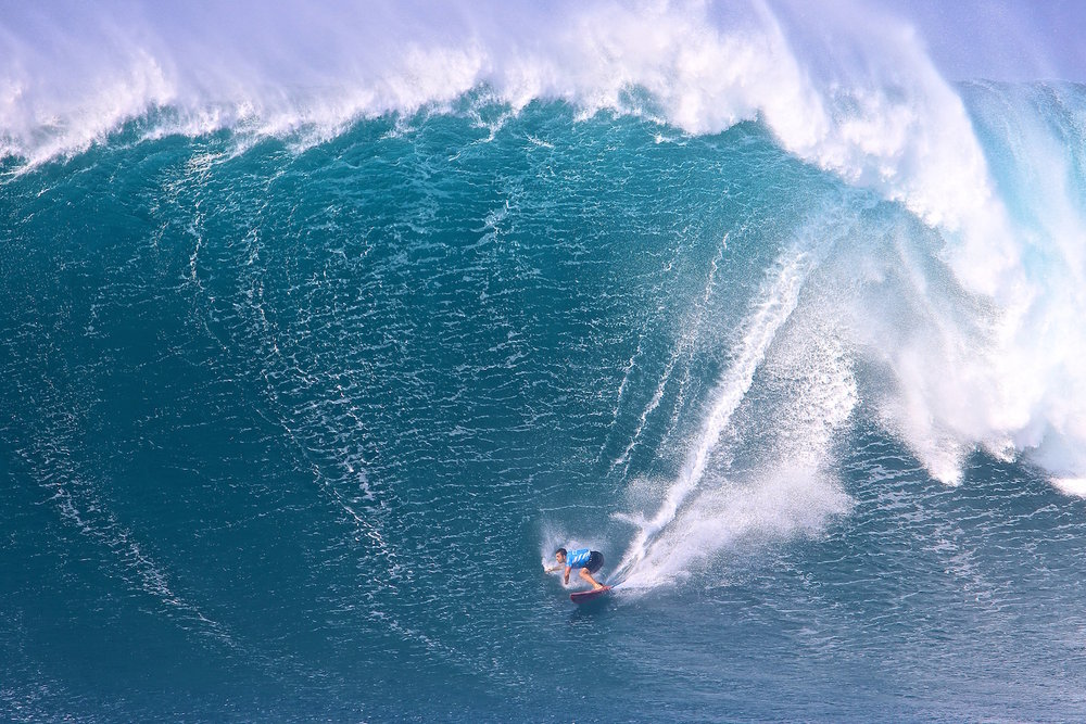 Billy Kemper at Jaws C by Dooma