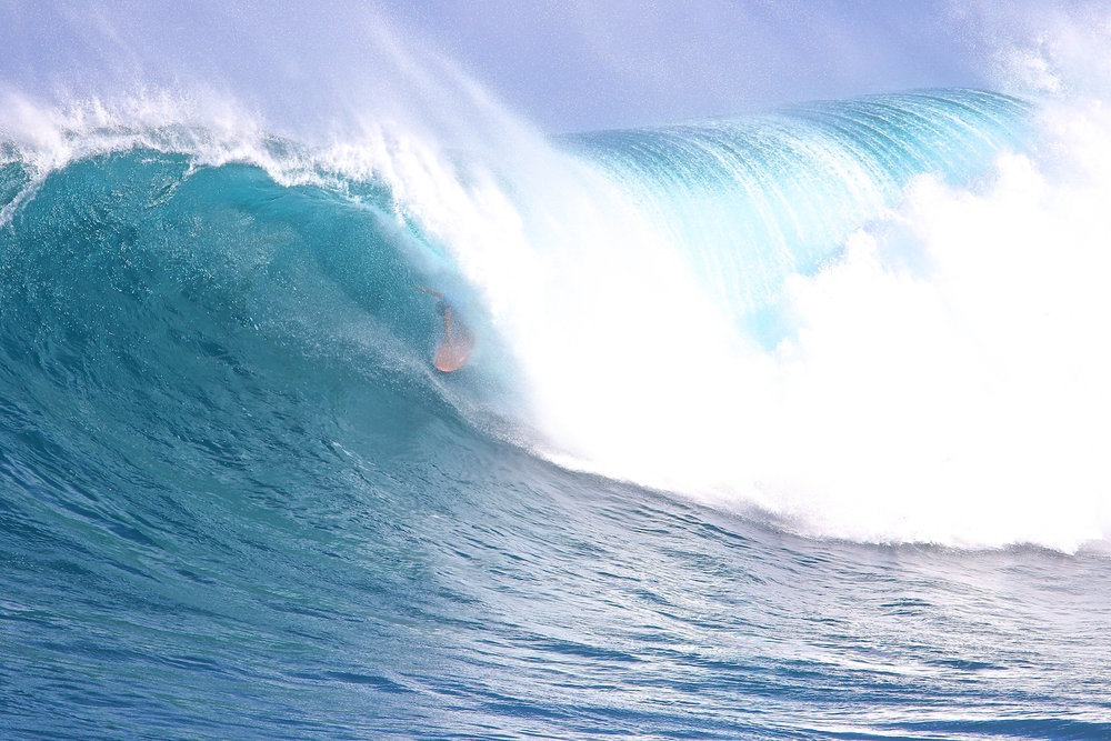 Damien Hobgood at Jaws by Dooma