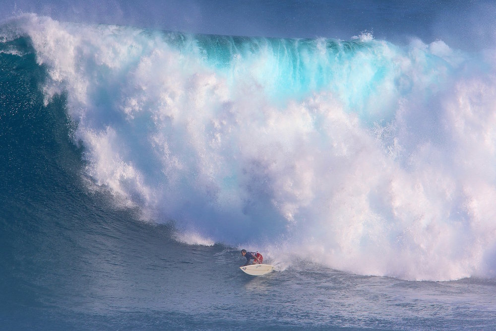 Aaron Gold at Jaws 2 by Dooma