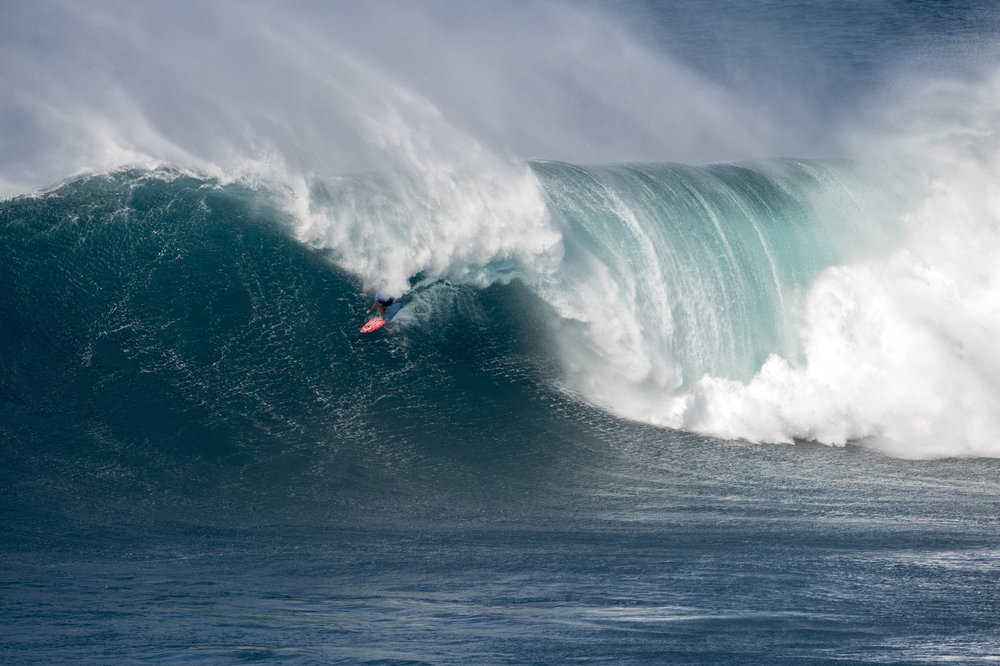 Billy Kemper at Jaws by Louca