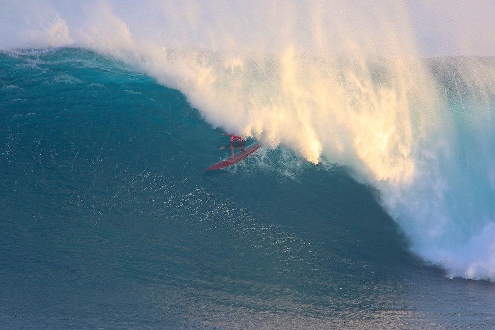 Greg Long at Jaws by Dooma
