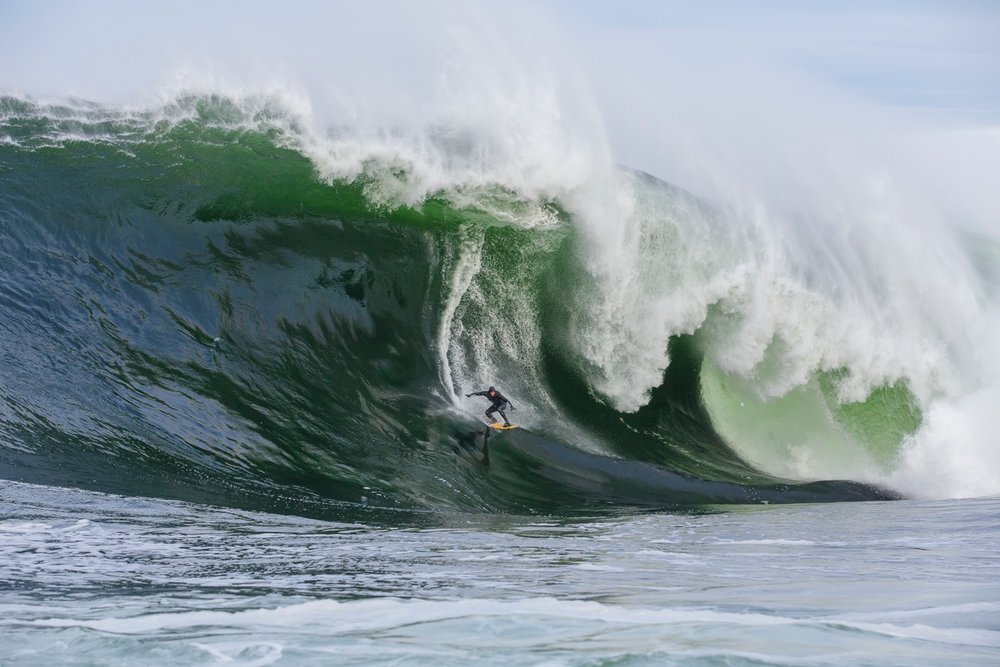 Mikey Brennan at Shipstern Bluff 2 by Chisholm