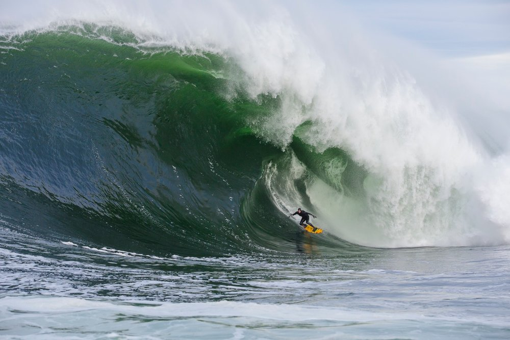 Mikey Brennan at Shipstern Bluff 4 by Chisholm