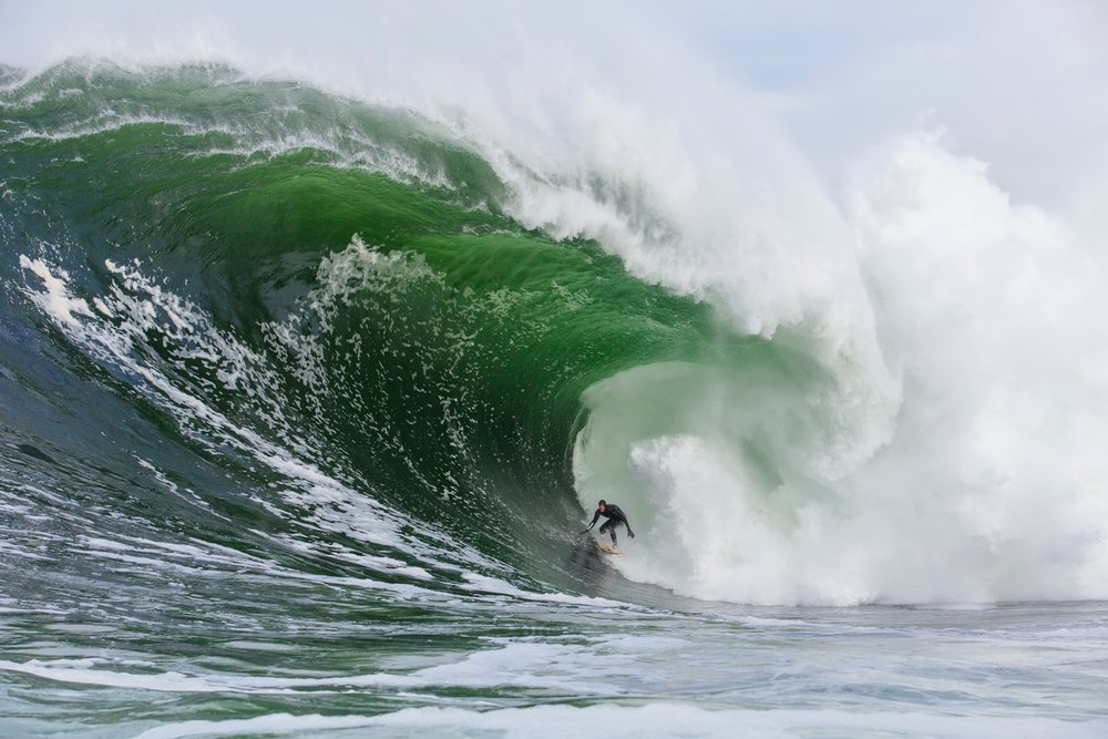 Mikey Brennan at Shipstern Bluff 8 by Chisholm