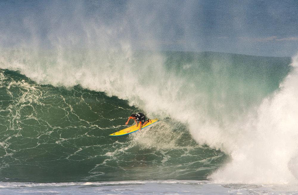 Will Skudin at Puerto by Heff