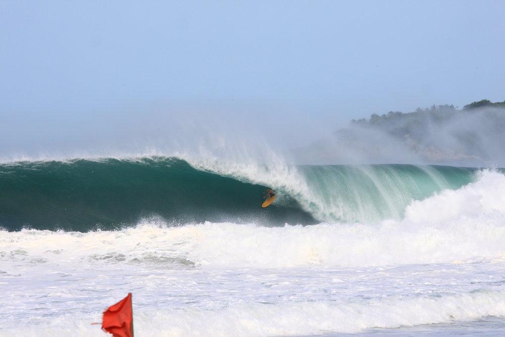 Scott Bredesen at Puerto by Calleja