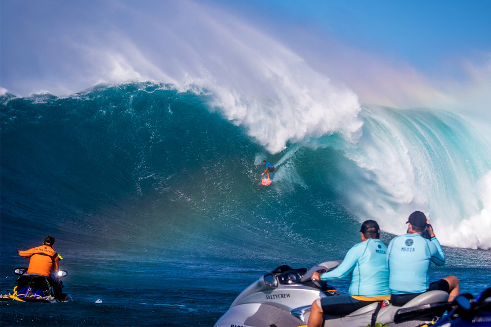 Billy Kemper at Jaws by Funk