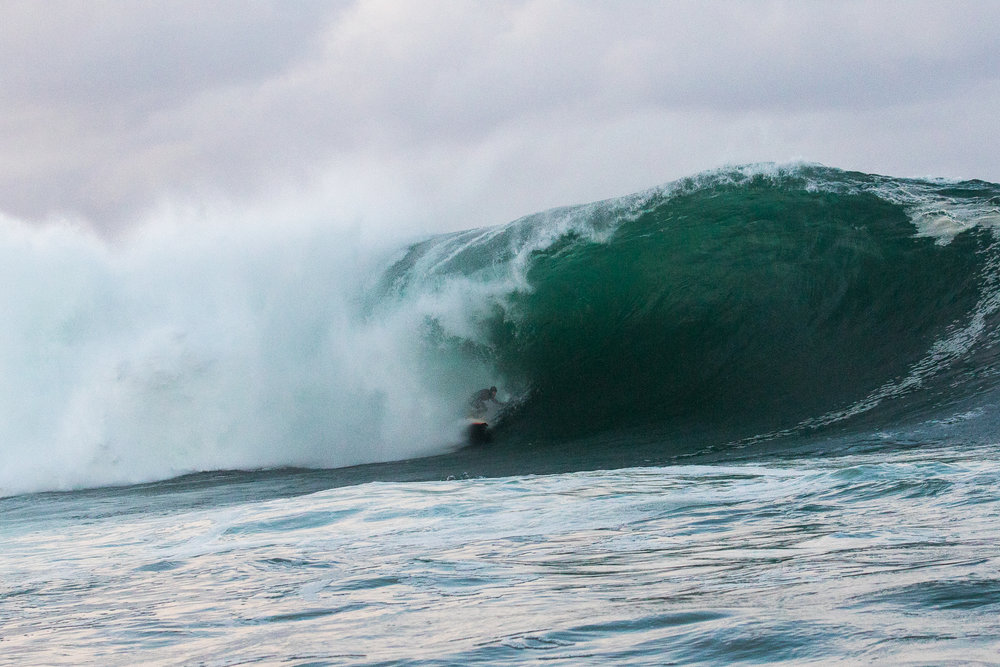 Will Skudin at Mullaghmore 2 by Burrow