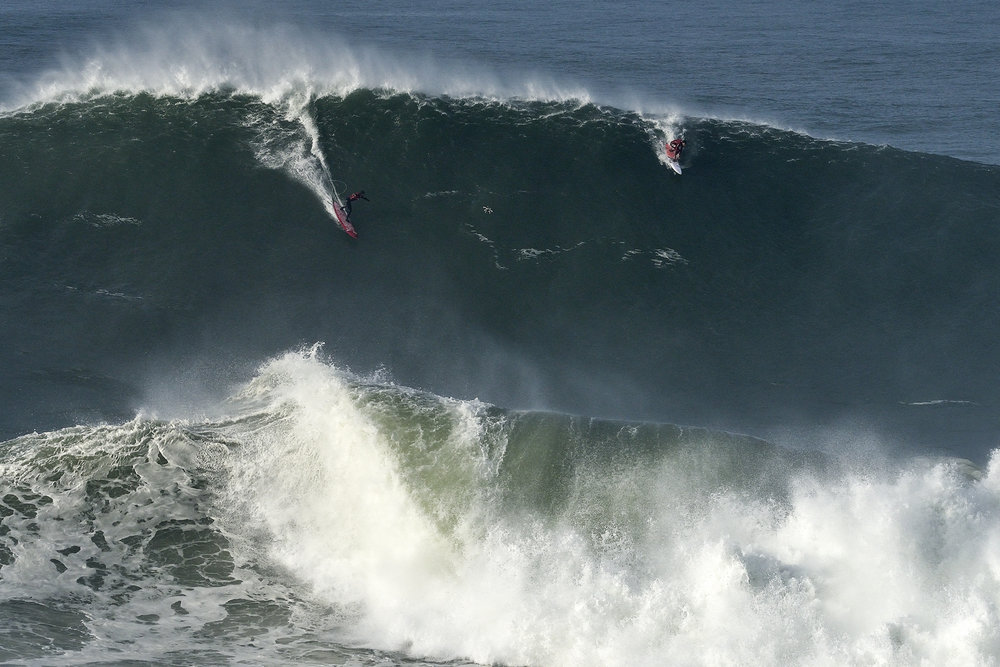Lucas Chianca at Nazaré 2 by Carminati