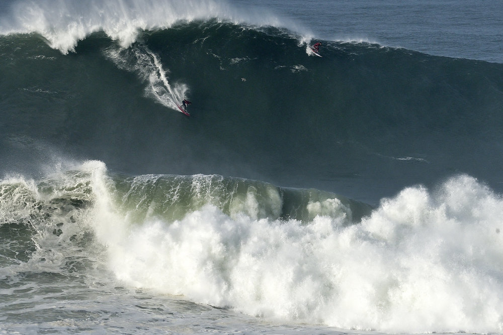 Lucas Chianca at Nazaré 3 by Carminati