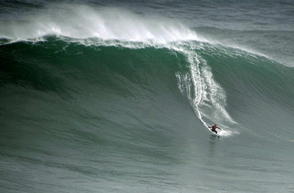 Andrey Karr at Nazaré 2 by Riancho