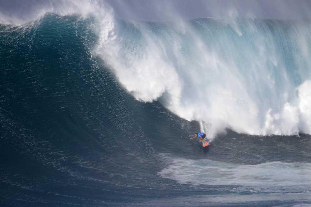 Billy Kemper at Jaws 3 by Lynton