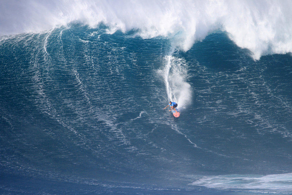 Billy Kemper at Jaws 2 by Lynton