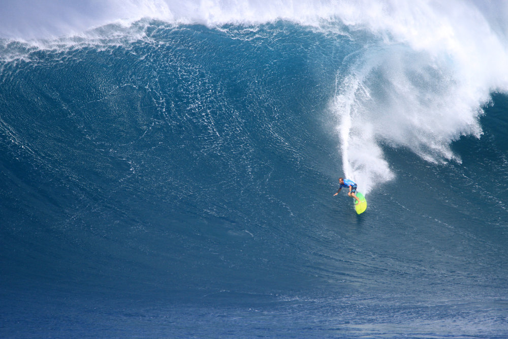 Josh Kerr at Jaws 2 by Lynton