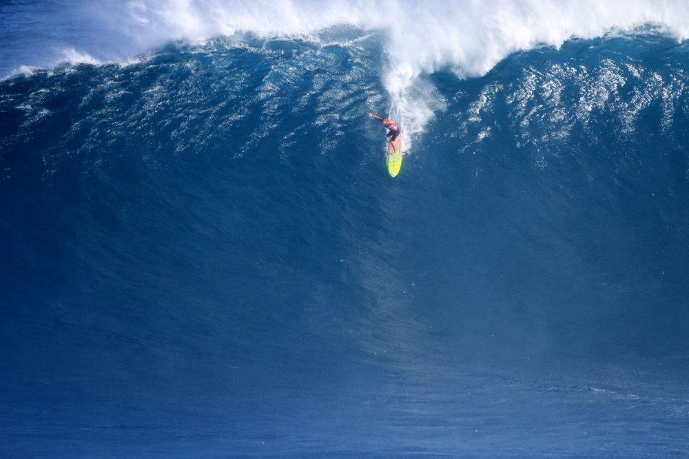 Makua Rothman at Jaws 1 by Lynton