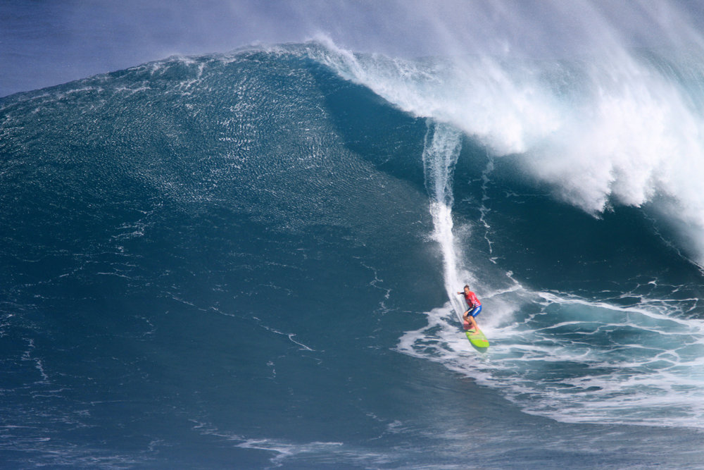 Paige Alms at Jaws 2 by Lynton