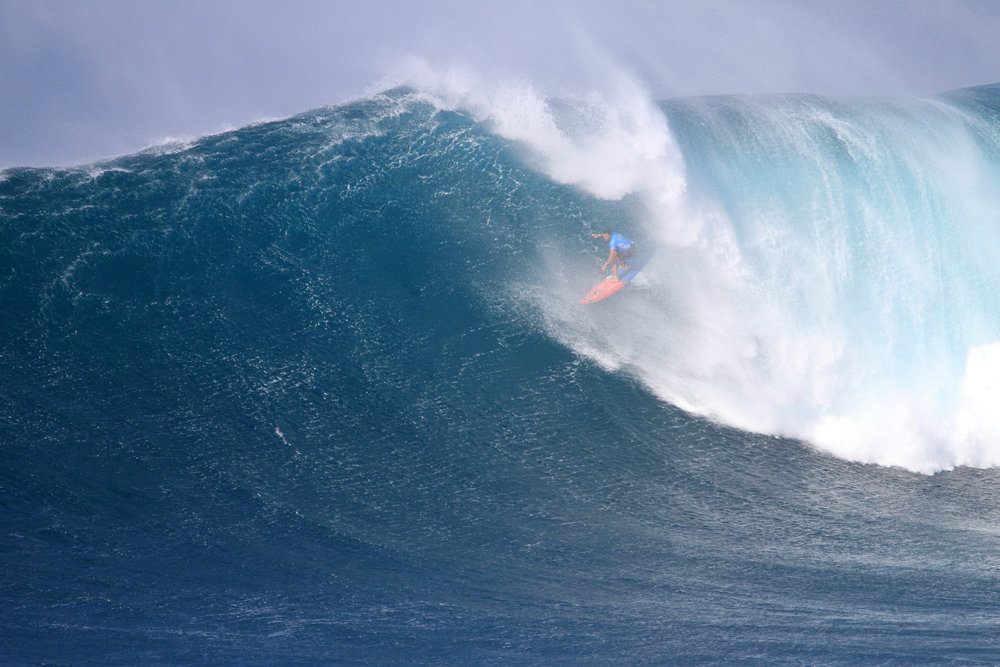 Billy Kemper at Jaws 4 by Lynton