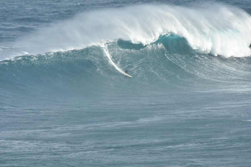 Eloy Lorenzo at Jaws by Furlan