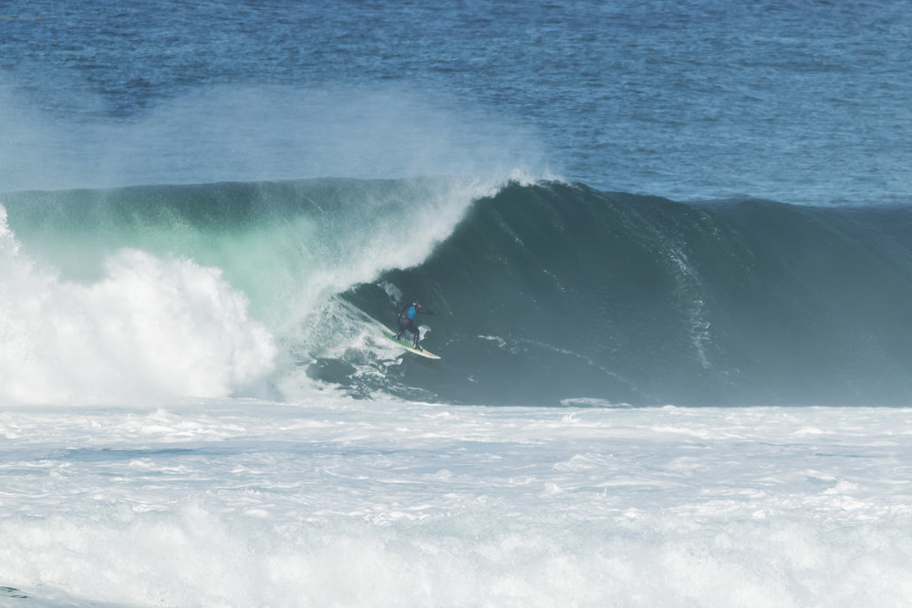 Ollie O'Flaherty at Mullaghmore 2 by Waters