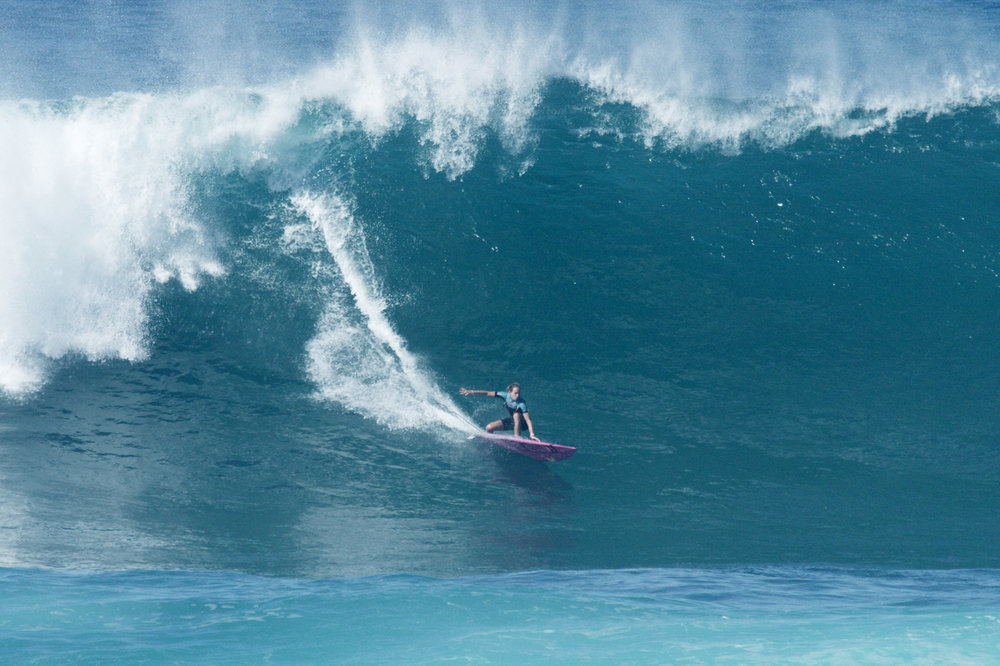 Justine Dupont at Maui by Darrigade