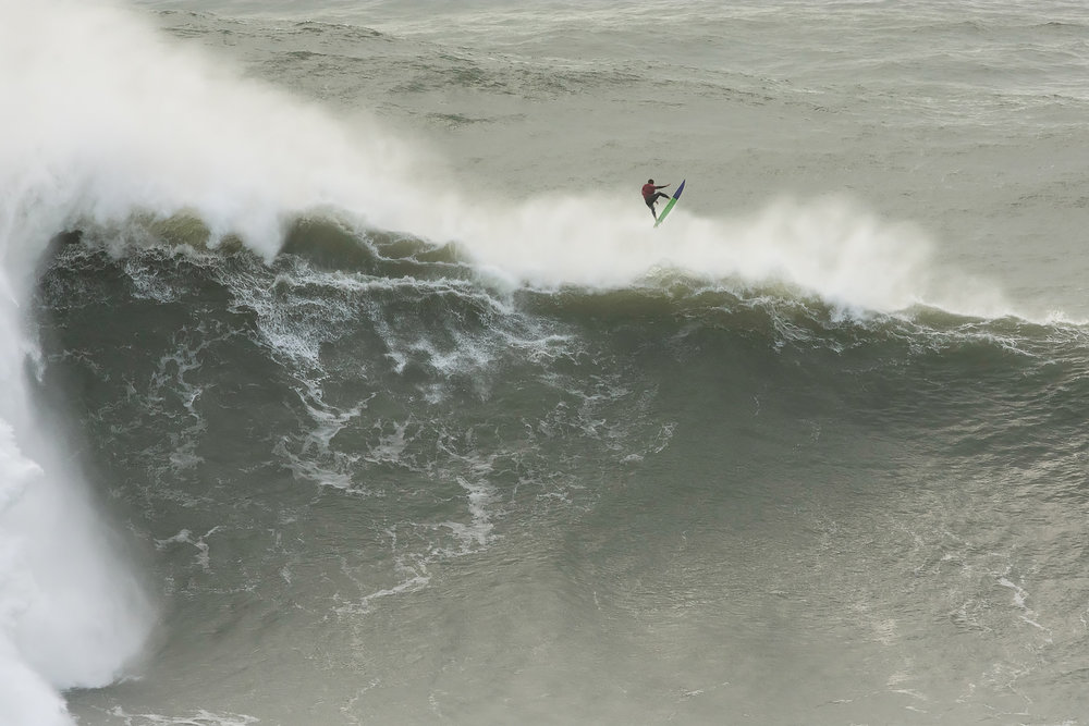Lucas Chianca at Nazaré B2 by Correia