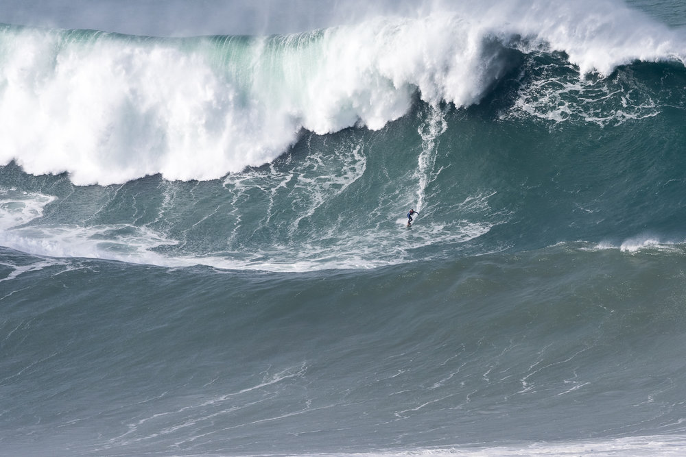 Francisco Porcella at Nazaré A4 by Correia
