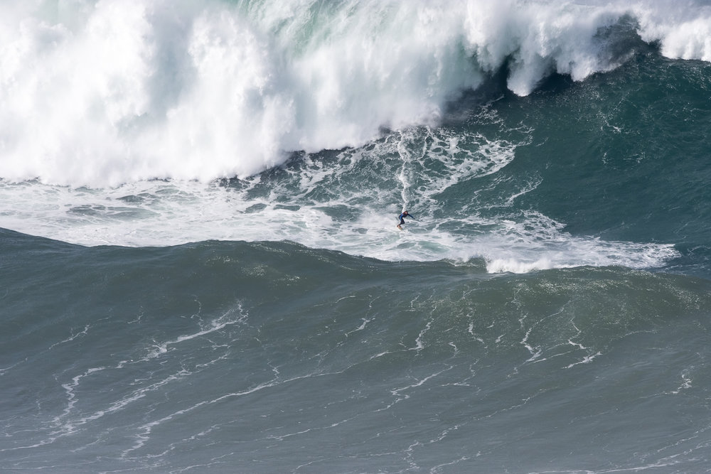 Francisco Porcella at Nazaré A5 by Correia