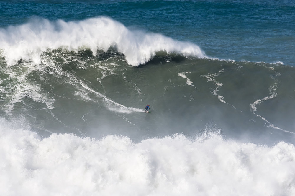Francisco Porcella at Nazaré B3 by Correia