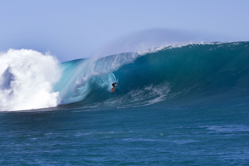 Dane Gudauskas at Cloudbreak by Stacy