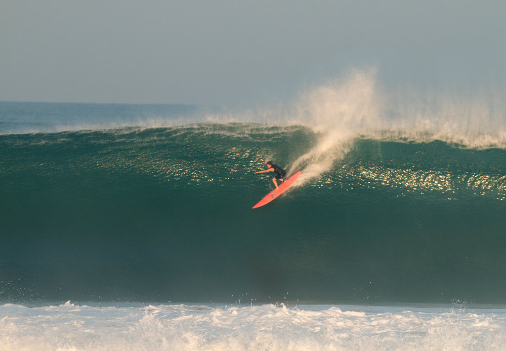 Bianca Valenti at Puerto Escondido by Bala