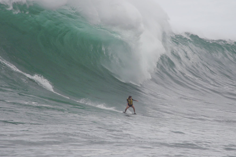 Nicole Pacelli at Jaws by Pires