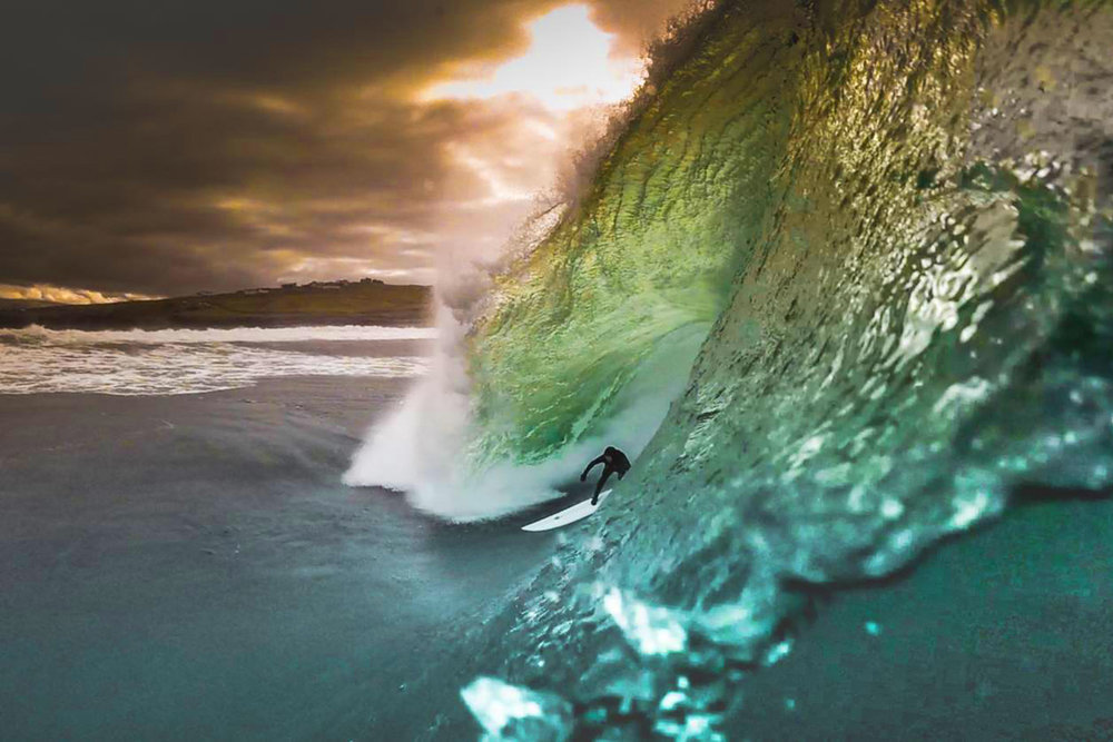 Conor Maguire at Mullaghmore 2 by Flanagan