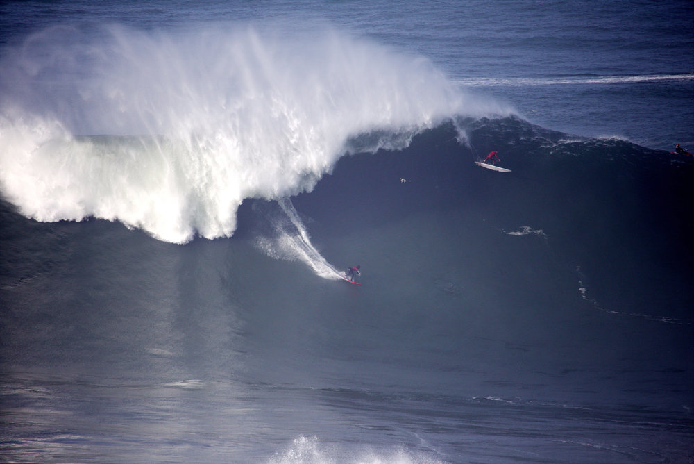 Lucas Chianca at Nazaré by Botelho