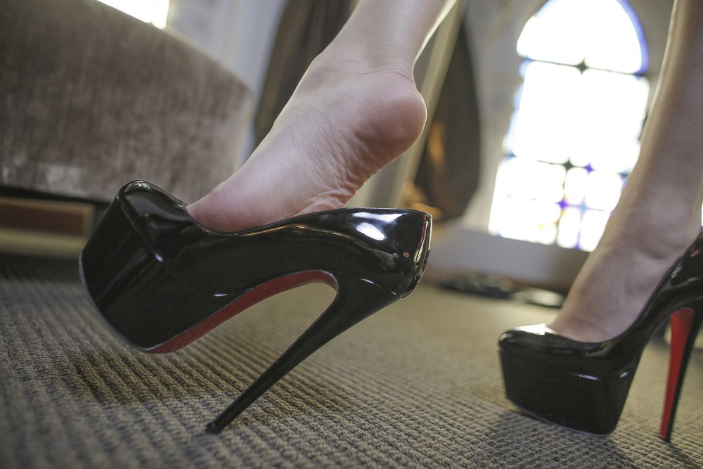 Feet -