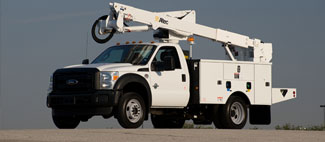 TELESCOPIC ARTICULATING Altec's Telescopic Articulating Aerial Devices are available in a multitude of configurations, with working heights up to 64.8 ft. Whatever your needs, Altec has the equipment you need to get the job done. For more information, select the model that fits your application or specifications.