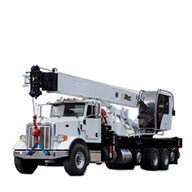 CRANES     Altec crane products range in lifiting capacity from 18 US tons to 45 US tons.      > Learn More