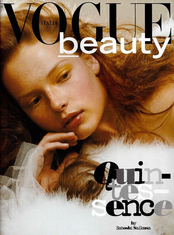 Polina Kouklina by Satoshi Saikusa for the cover of Vogue Italia Beauty, March 2004.jpg