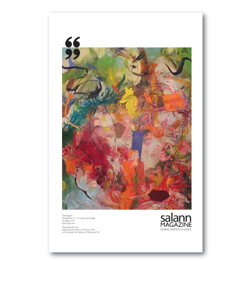 Salann Magazine Issue #1
