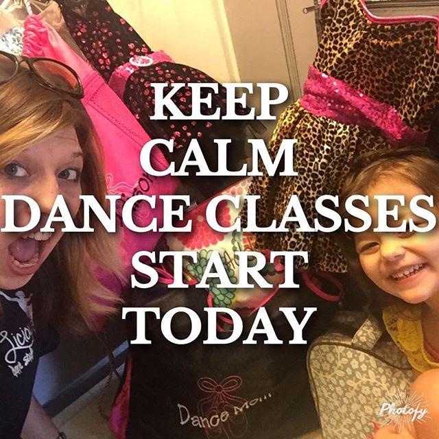 It's a super exciting day today! Classes begin for our 2018-2019 season!!!! @dancealicious_dance_studio  #dancealiciousds #ilove2dance #dancemom #dancersofinstagram #dancelife #dancer #ballet #hiphop #jazz #tap #danceclass #revolutiondedanse2019 #dancecrew #familydance