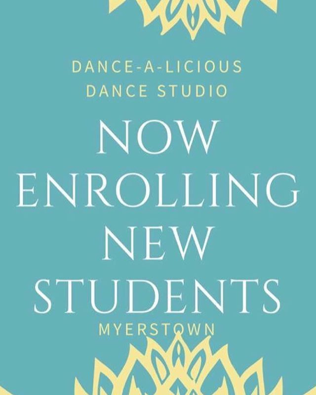 We welcome new students.... • • • • • • #dancealiciousds #ilove2dance #dancemom #dancersofinstagram #dancelife #dancer #ballet #hiphop #jazz #tap #danceclass #revolutiondedanse2019 #dancecrew #familydance