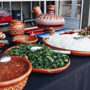 NANA'S KITCHEN   Turn your next event into a fiesta. Enjoy the richness of authentic Mexican food and culture.  You'll think you just stumbled into a gourmet taco bar in Mexico. Vegetarian options available.