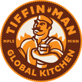 Lunch Delivery Minneapolis - Tiffin Man Global Kitchen Minneapolis, MN