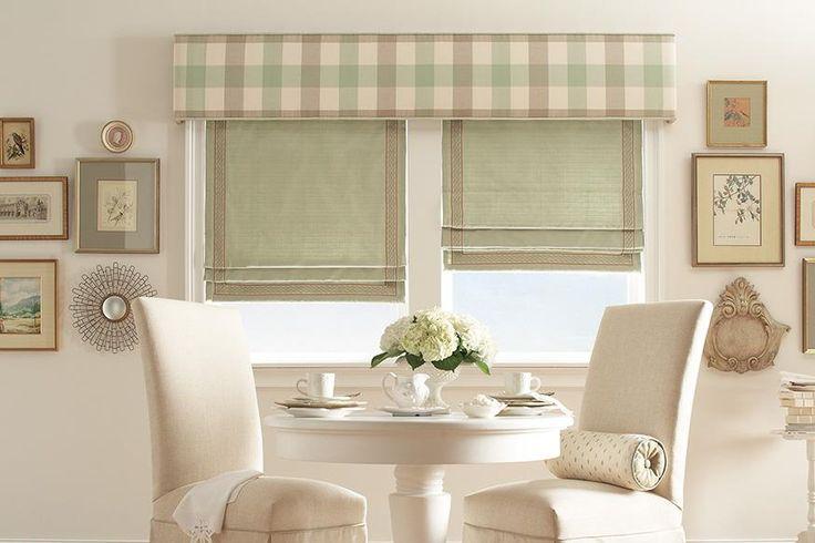 Lafayette fabric shade
