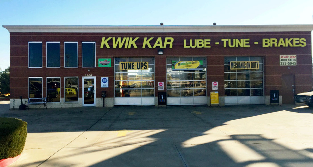 Welcome to Kwik Car of Norman
