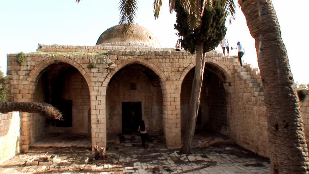 Turen til Palæstina
