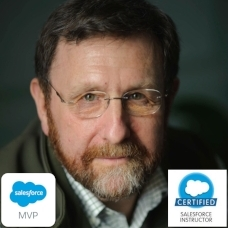 Don Robins - Salesforce Technical Educator - Senior Technical Instructor - Producer of Salesforce Play By Play series on PluralsightBio