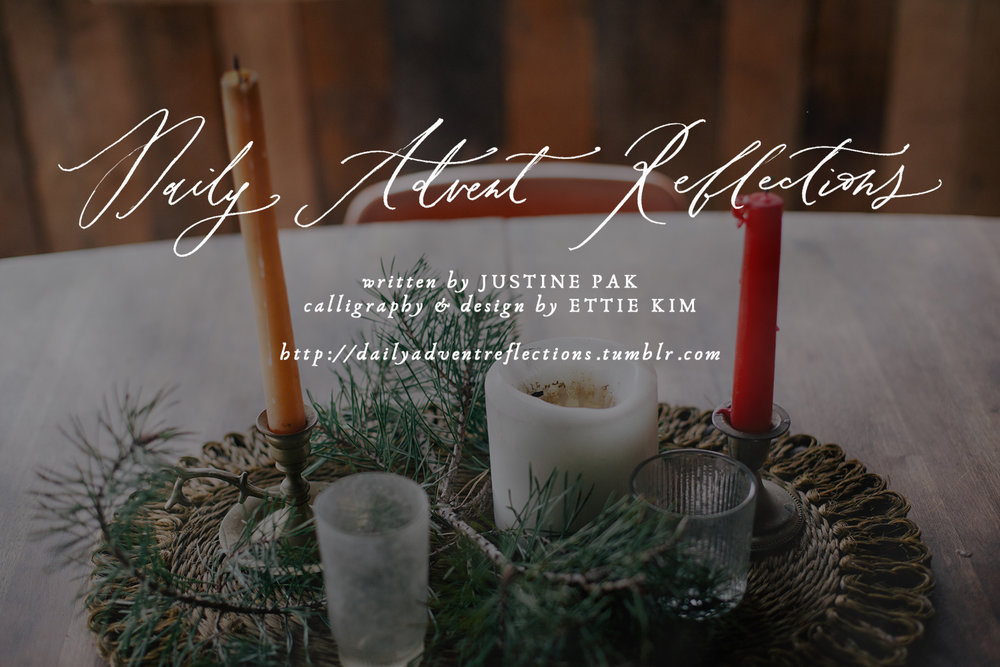 Daily Advent Reflections | Intro
